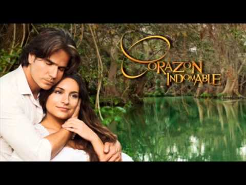 corazon indomable theme song