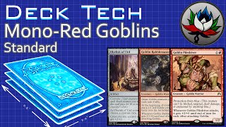 Mono Red Goblins Tribal Standard Deck Tech – Magic Origins – MTG!