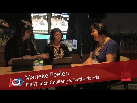 FIRST Tech Challenge, Netherlands @ Orlando Regional 2017 - FIRST Looks