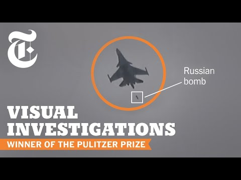 Russia Bombed Four Syrian Hospitals. We Have Proof. | Visual Investigations