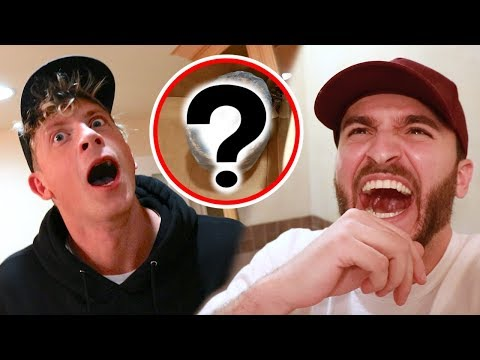 FOUND THIS IN HIS BATHROOM!! (EMBARRASSING)