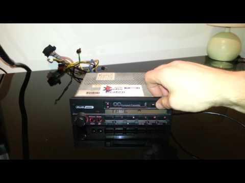 Audi Bose Bluetooth, AUX, Kassette, CD