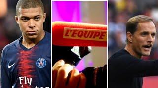 Classement ridicule Mbappe au Golden Boy/ le PSG interdit l'équipe! Rabiot pourrait partir.