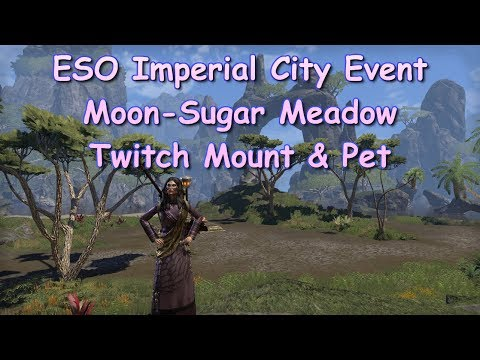 ESO Sept Events and Moon-Sugar Meadow - YouTube