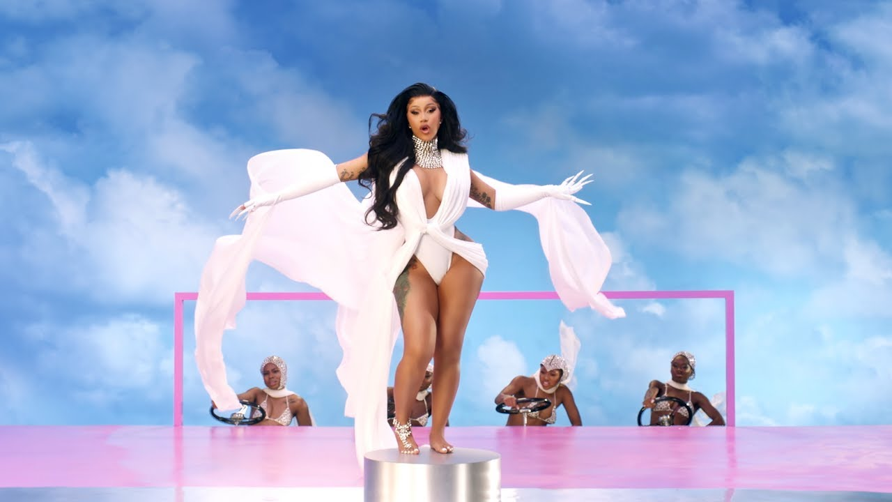 Cardi B says it's UP and it's Stuck