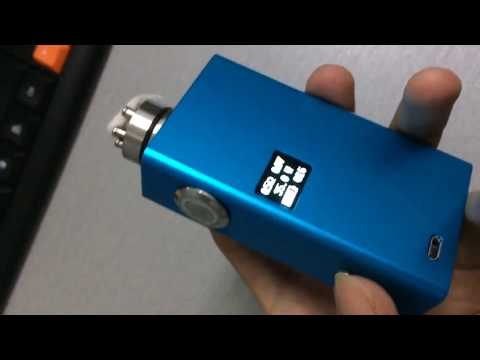 DNA 35W electronic cigarette,High power, the new style,support 0.2ohm
