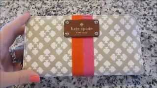 Review: Kate Spade Neda Zip Around Wallet Thumbnail