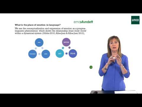 "Module I: General Introduction to the MOOC ""Language and Emotion at work"""