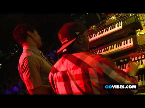 """Soulive Performs """"Tuesday Night Squad"""" at Gathering of the Vibes Music Festival 2012"""