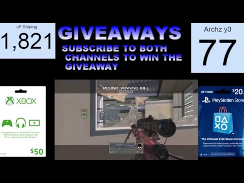 🏆 LIVE FREE PSN PS Plus Code DROP 🎁 Black Ops 2 Trickshots (Free PlayStation Xbox Steam Code) 2017