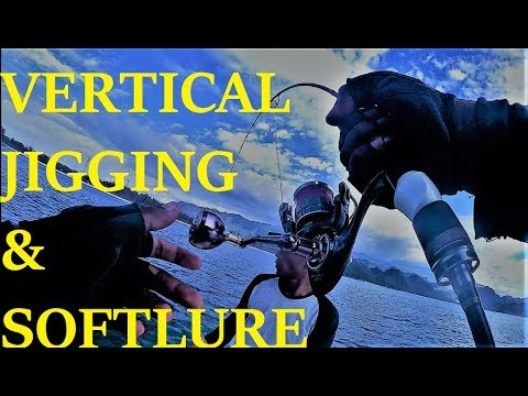 #GOVLOG Ultralight fishing-Vertical Jigging with micro jig &