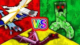 【Minecraft】PCをぶっ壊すチート級の戦い!?ついにマイクラ世界の最強決定!!【ゆっくり実況】【マインクラフトmod紹介】