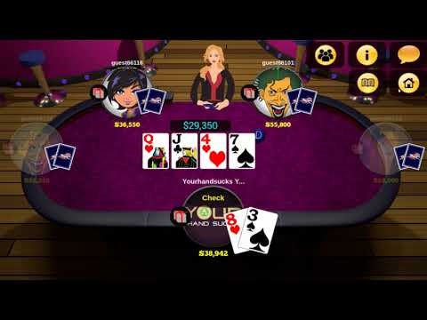 Poker Offline Mobile Poker Game Play