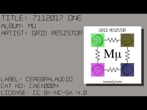 Grid Resistor: 7112017 One