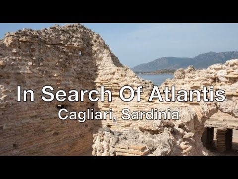 In Search Of Atlantis: Clues In Cagliari, Sardinia?