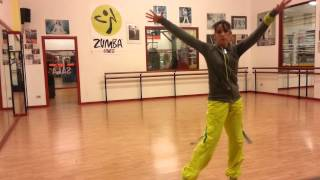 CRISTINA ZUMBA WARM UP DANCE AGAIN