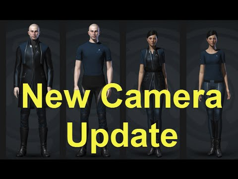 1440p EVE Camera Patch Review - EVE Online Live