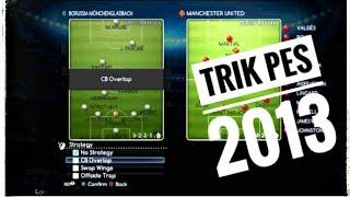 trik formasi pes 2013 tak terkalahkan
