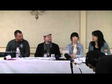 [Convention Hopper] Anime North 2013 - Video Game Voices
