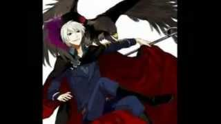 •APH• RuPru - Чёрный дрозд и белый аист (Black Thrush and White Stork)