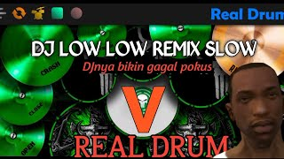 DJ LOW LOW GAMELAN 2021     REAL DRUM COVER