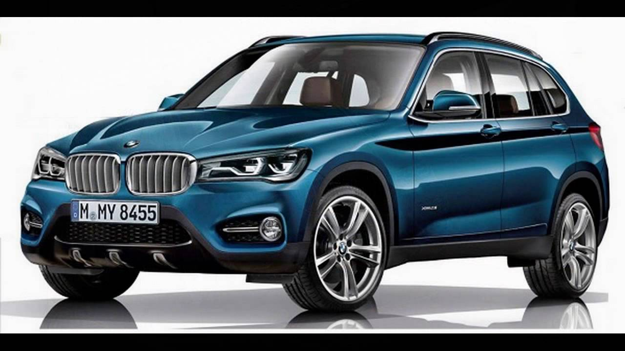 2017 BMW X3 redesign  YouTube