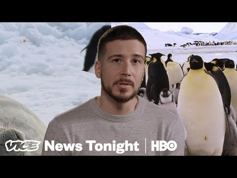 Vinny From Jersey Shore Is A Secret Climate Change Nerd (HBO)