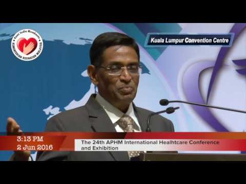 APHM International Healthcare Conference   Minister's full speech