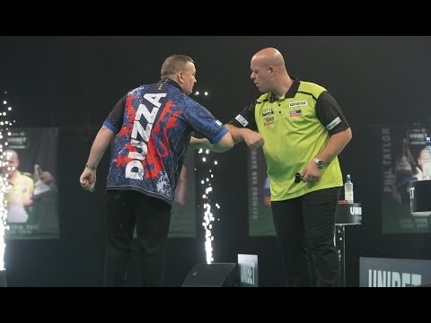 """Glen Durrant on World Series Finals win over Van Gerwen: """"I think I'm an issue in his head"""""""