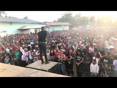 Wawa Salegy - Live @ Moramanga - 19 mai 2019