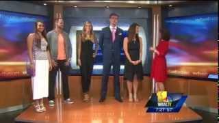 WBAL TV - FashionEASTa Fashion Show 2015
