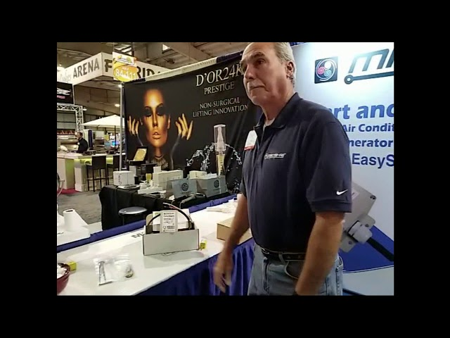 Micro-Air EasyStart Amperage Demo - 2019 Florida RV SuperShow