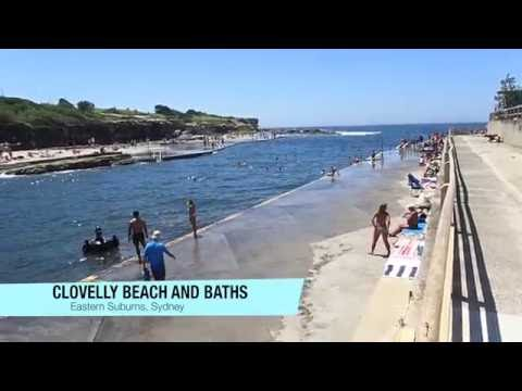 Clovelly beach and people, Sydney
