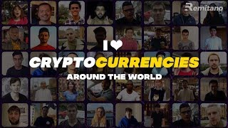 Remitano Presents: I Love Cryptocurrencies Around the World