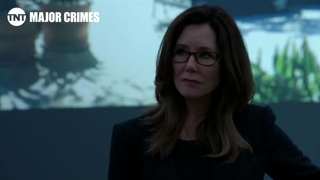 Download Major Crimes: Badge of Justice- Season 4, Ep. 8 [CLIP] | TNT