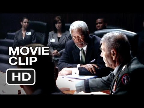 Olympus Has Fallen Movie CLIP - Special Forces (2013) - Morgan Freeman Movie HD
