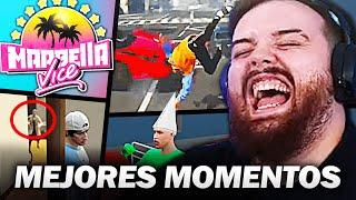 REACCIONANDO A MEJORES MOMENTOS DE MARBELLA VICE #1