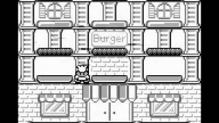BurgerTime Deluxe (GB and 3DS eshop)