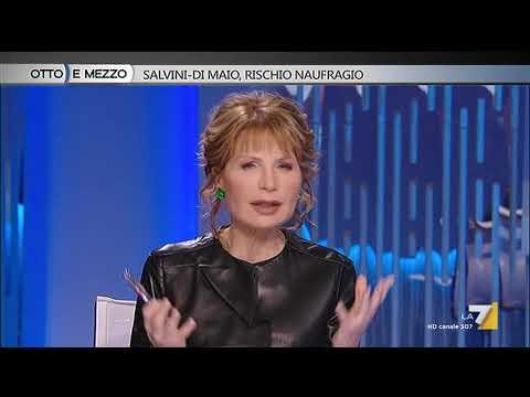 Otto e mezzo - Salvini - Di Maio, rischio naufragio (Puntata 14/05/2018)
