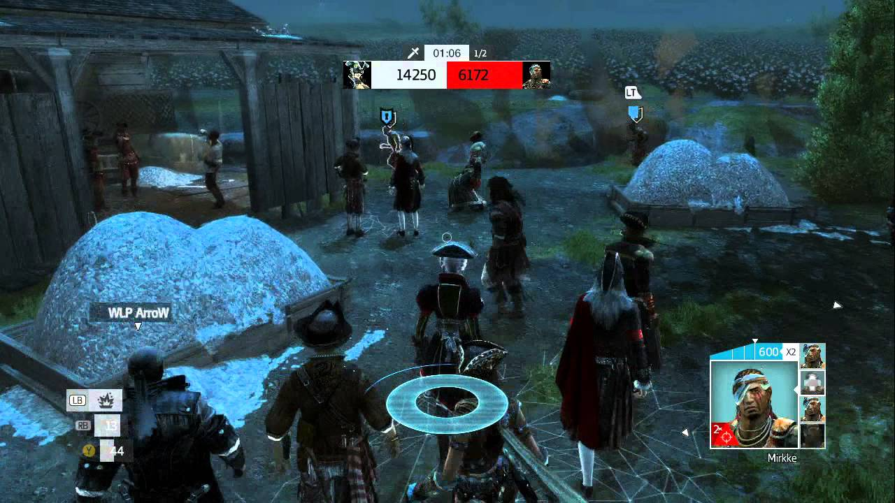Assassins Creed Iv Black Flag Manhunt Mashups - Porn -3931