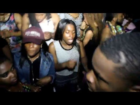 Texas Southern University Springfest 2016 5oberLife Party