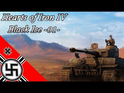Hearts Of Iron IV Black Ice Mod Deutschland (Stream) P.01 Krieg Vorbereitung Gegen Franzosen!