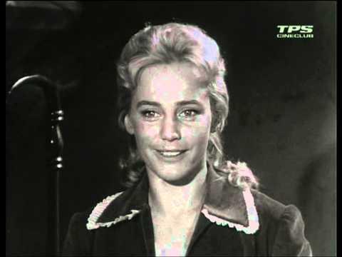 """Maria Schell talk about """"une Vie"""" 1958 Alexandre Astruc"""