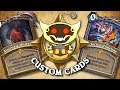 TOP CUSTOM CARDS OF THE WEEK #29 | Card Review | Hearthstone