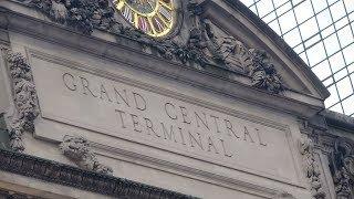 Нью-Йорк. Экскурсия. Гранд Централ Терминал - вокзал и достопримечательность.