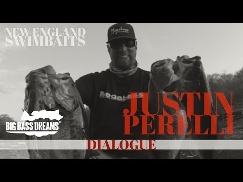 Justin Perelli's First Swimbait Season in New Jersey   Big Bass Dreams Dialogue