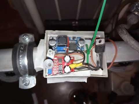 Клапан изменения фаз Пежо 308 ЕР 6 (промывка).