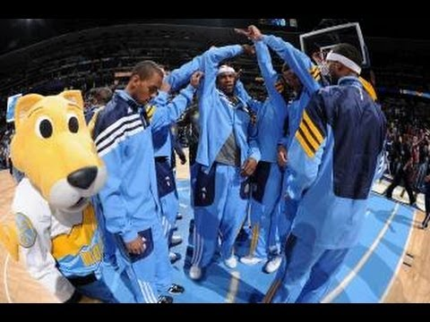 Denver Nuggets Top 10 Plays of the 2012 Season