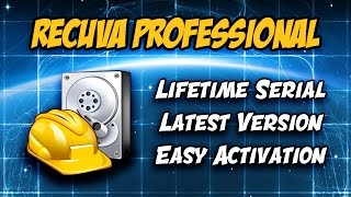 Gambar cover 📥 Recuva Pro 1.53.1087 | How to install and activate | Recover deleted files.