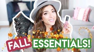 TOP AUTUMN/FALL ESSENTIALS! Fashion, Beauty & More! | Amelia Liana